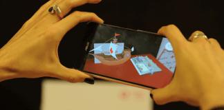 EntamAR, es una solución tecnológica basada en Realidad Aumentada para infancia hospitalizada que permite a niños que están atravesando una hospitalización de larga duración desarrollar su imaginación, su creatividad y su aprendizaje en un entorno lúdico y utilizando las nuevas tecnologías