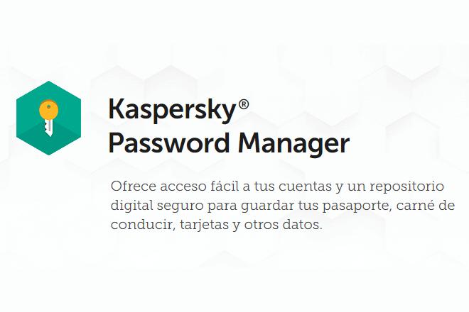 • Kaspersky Lab lanza una nueva versión de su solución freemium de gestión de contraseñas, Kaspersky Password Manager.