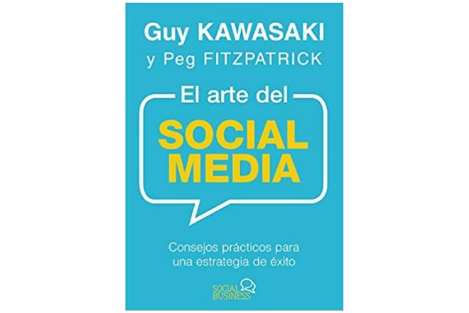 imagen de la portada del libro El arte del Social Media