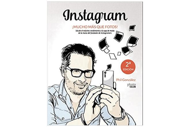 imagen portada del libro Instagram, ¡mucho más que fotos!