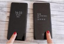 Galaxy S10 Plus Vs Huawei P30 Pro