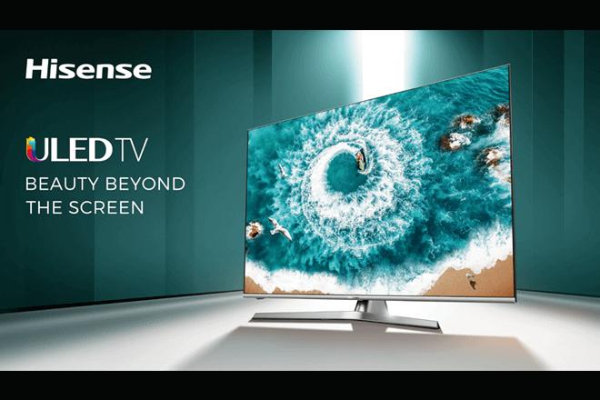 Hisense, ha presentado la gama de smart TVs que lanzarán en España durante 2019