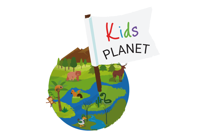 Kids Planet Incluye más de 3.000 contenidos entre juegos, cuentos, canciones y videos, todos ellos protagonizados por los personajes favoritos de los más pequeños