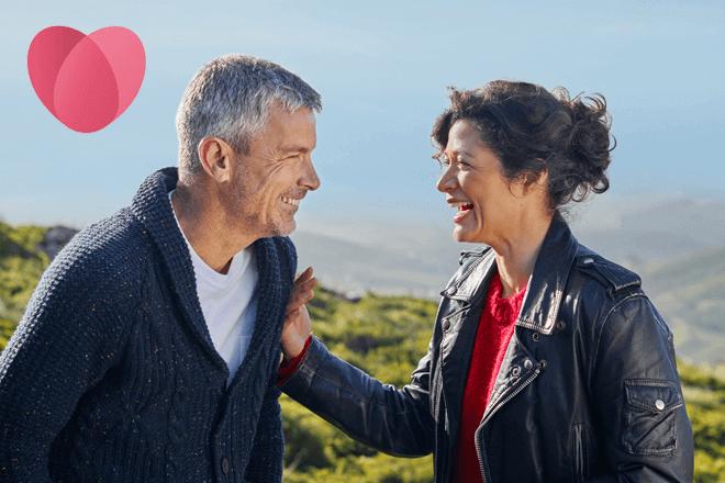 Meetic lanza Ourtime, la nueva aplicación de citas cuyo principal objetivo es ayudar a los solteros mayores de 50 años a disfrutar de la vida en pareja