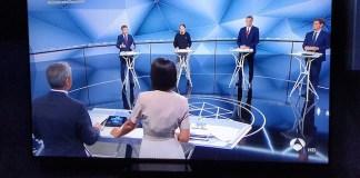 El debate electoral de Atresmedia se graba en 8K y se podrá ver en las Teles de Samsung a través de VIMEO