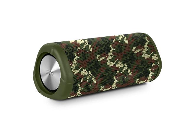 SPC Tube Speakers son altamente resistentes