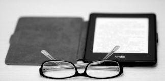 Imagen de dispostivo para descargar libros gratis
