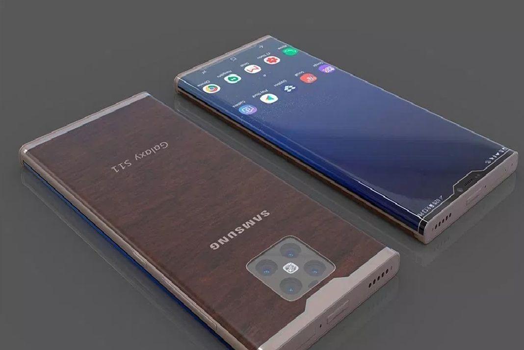 Fotografía del nuevo móvil de Samsung Galaxy S11