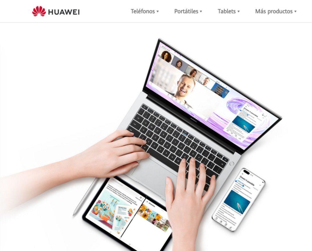 Packs en oferta de Huawei