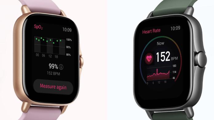 Este reloj inteligente también cuenta con 90 modos de ejercicios.
