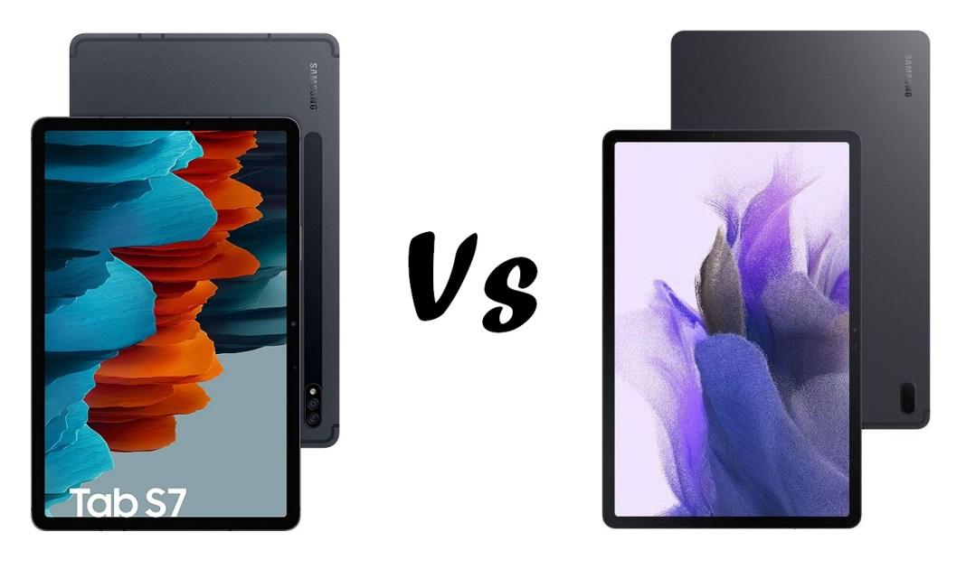 Galaxy Tab S7 Vs Galaxy S7 FE