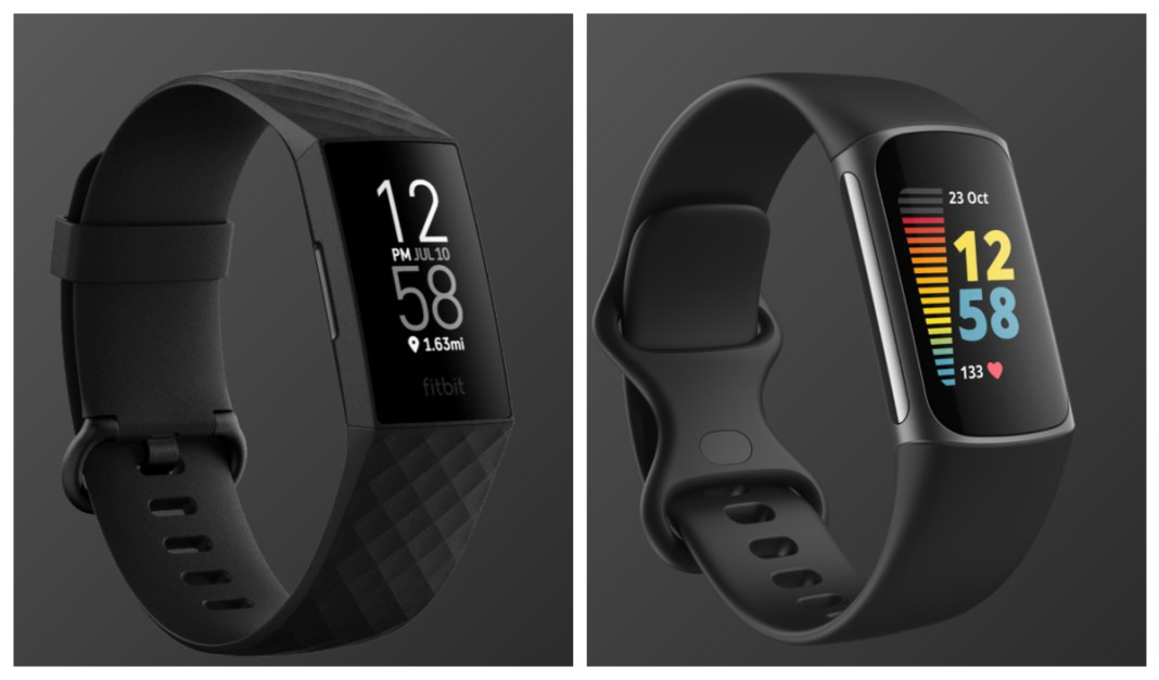 Fitbit Charge 5 Vs Fitbit Charge 4