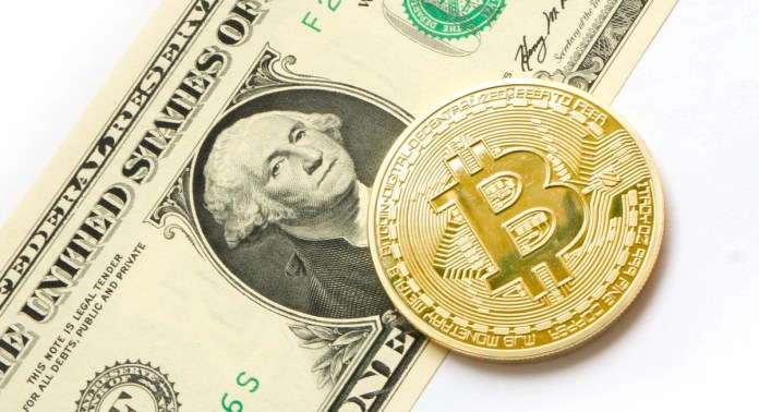 Bitcoin y dolar