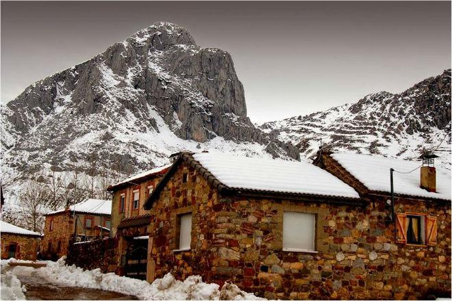 hostelería de montaña.
