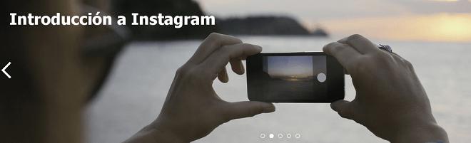Cursos gratis de Instagram