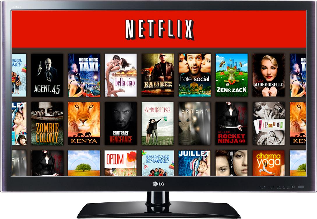 ¿Sabes cuáles son los televisores que te recomienda Netflix?