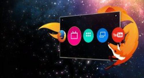 my Home Screen basado en Firefox OS