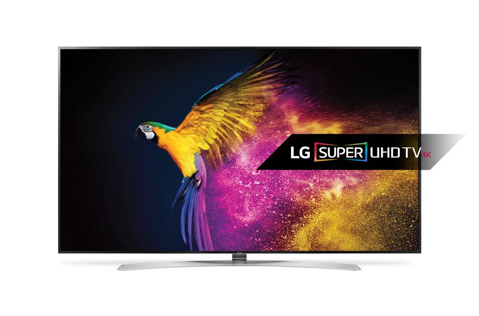 LG 65UH950V, televisor con 2700 Hz y HDR Super