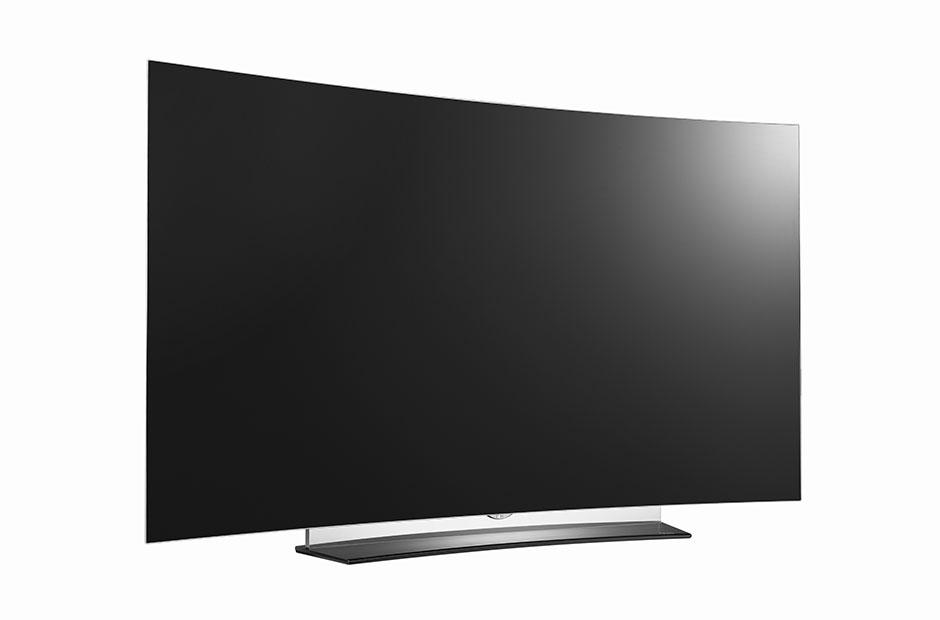 LG OLED55C6V, 4K, 3D y sonido espectacular con curvas