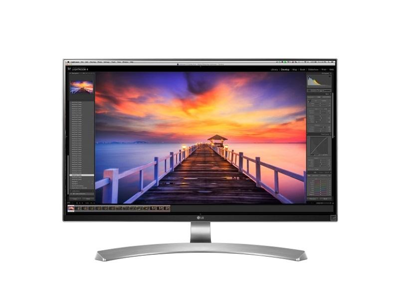 LG 27UD88-W, monitor UHD para profesionales