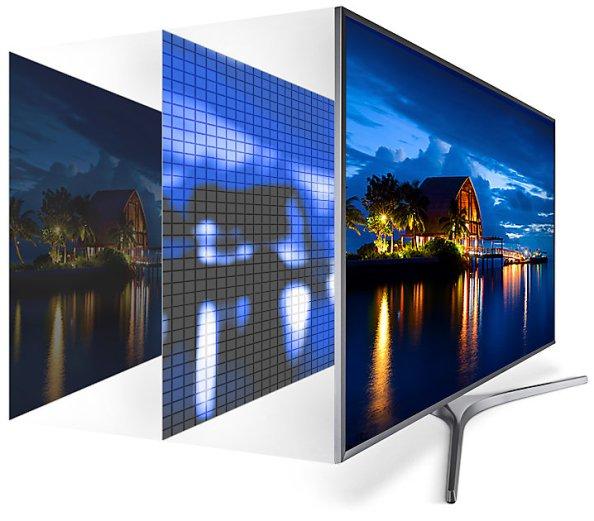 Samsung UE43MU6105 tiene una calidad de imagen en la media