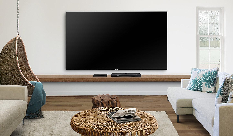 samsung UE55MU8005 es un electrodoméstico de salón que no te deja resistirte