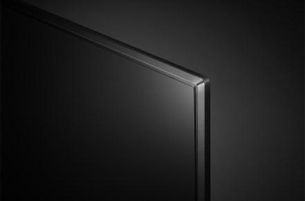 Los marcos del televisor son estéticos a la par que llamativos