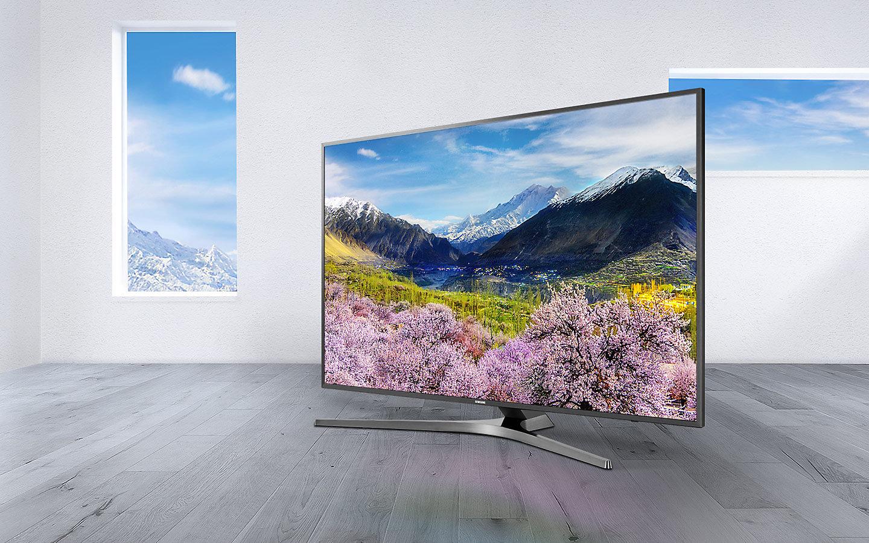 Samsung UE49MU6445UXXC, una versión del aclamado 6405