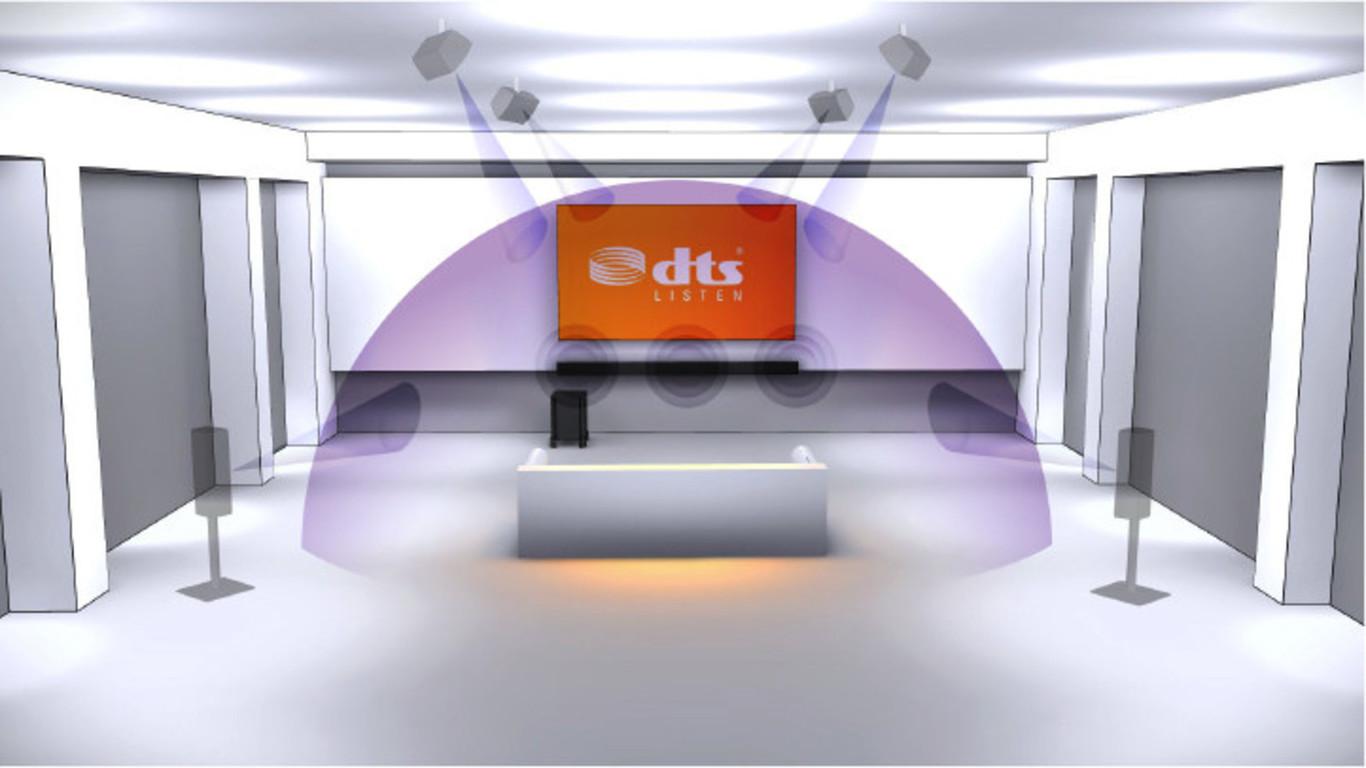 Virtual:x es la nueva tecnología envolvente de DTS