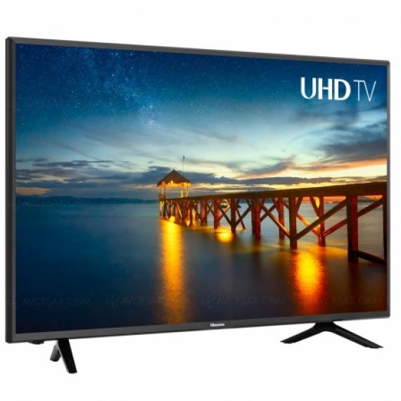 Hisense H43N5700, 2160 píxeles a precio de 1080.