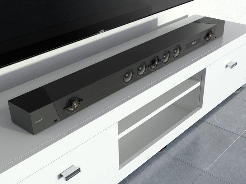 Sony HT-ST5000, la barra de sonido para los más exclusivos