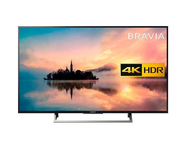 Sony KD49XE7096BAEP 4K UHD y HDR