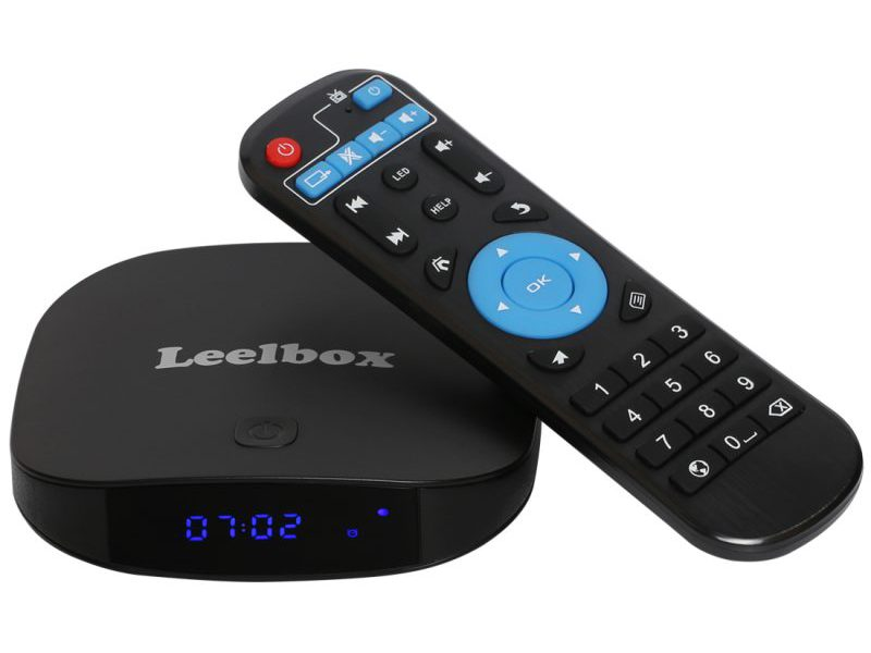 Leelbox Q2 Pro, un TV Box muy completo y asequible