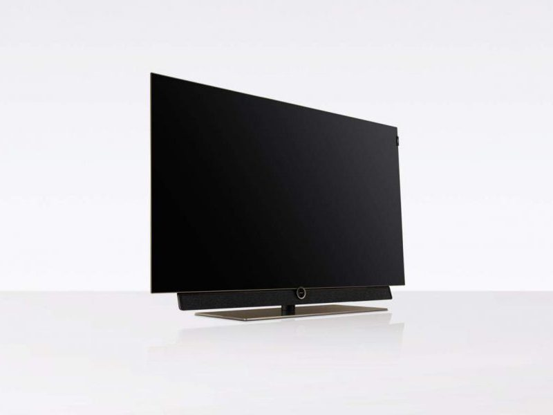 Loewe BILD 5.55 un OLED de diseño destacable