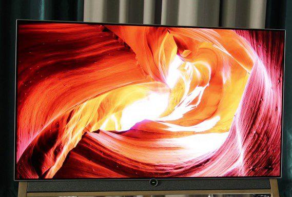 Así se ve una imagen en esta TV