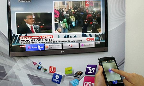 Utilizar nuestro smartphone como mando es cada vez más común