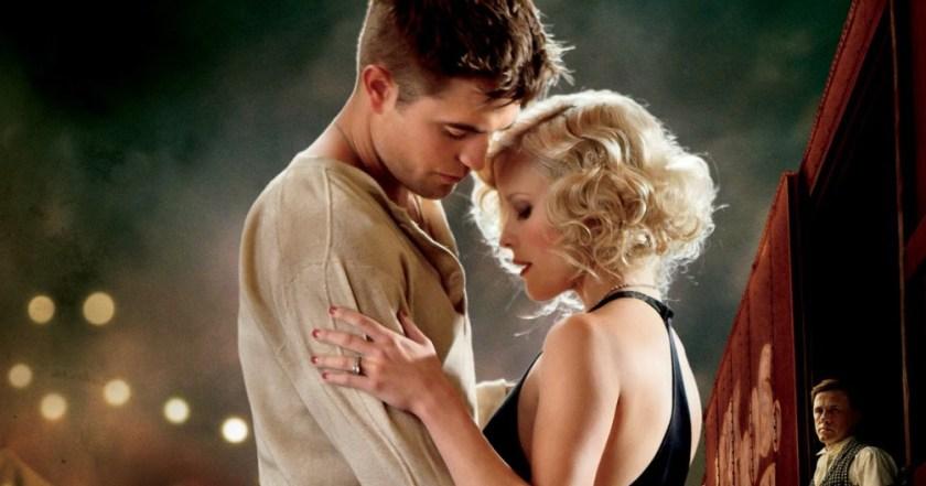 Película romántica de Robert Pattinson.