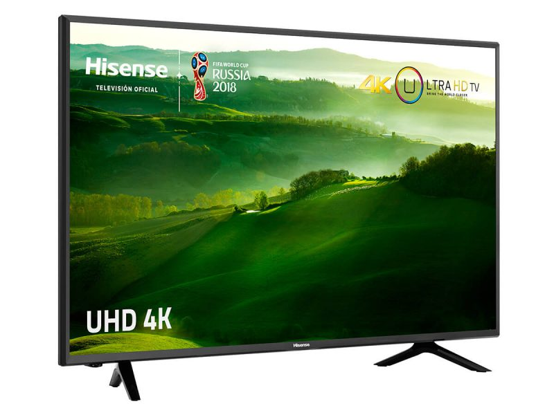 Hisense H65N5300, un televisor gigante de gama media