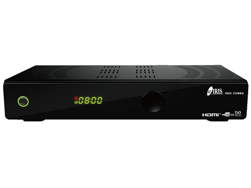 Metronic Iris 9800, receptor satélite para disfrutar los mejores canales