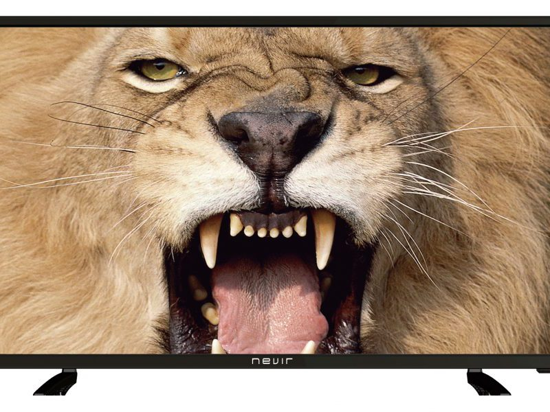 Nevir NVR-7412-43HD-N, un televisor de gama media Full HD