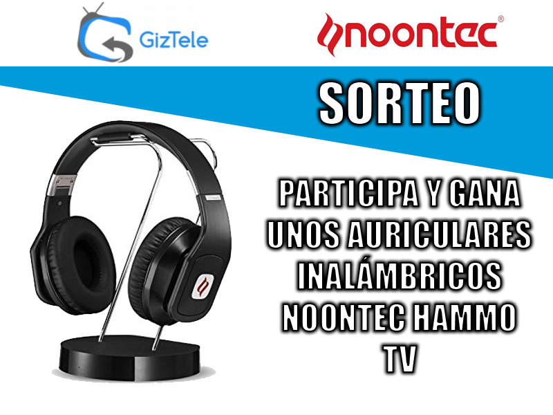 SORTEO: Participa y gana unos auriculares Hammo TV