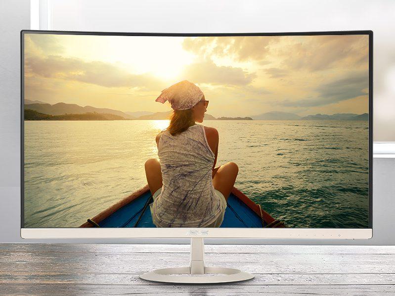 Asus VZ27VQ, un monitor de gama media con muy buena pinta