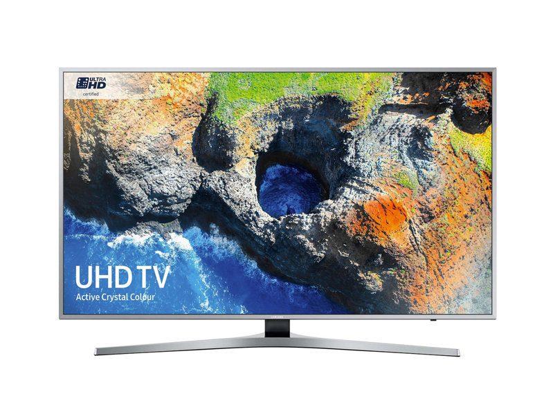 Samsung UE55MU6400, pantalla grande donde poder disfrutar el contenido