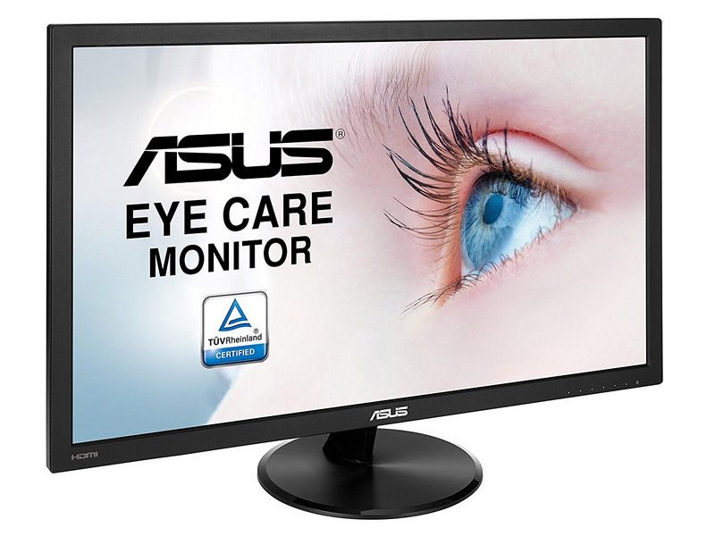 Asus VP247HA, conocemos un monitor muy en la media de su rango