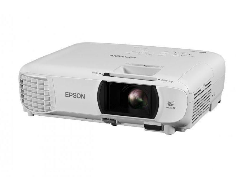 Epson EH-TW610, un proyector con WIFI incorporado