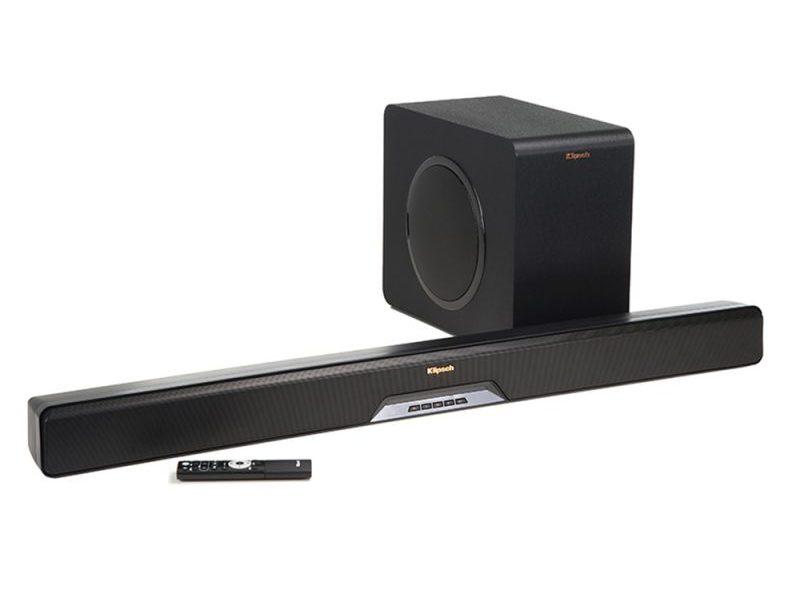 Klipsch RSB-14, una barra de sonido muy potente y completa