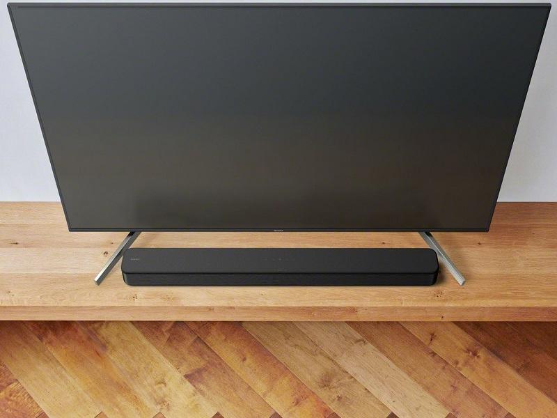 Sony HT-SF150, una estilizada barra de sonido para el hogar