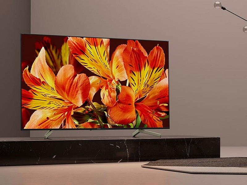 Sony KD-65XF8596, la gigante nueva gama media de Sony con HDR y 4K