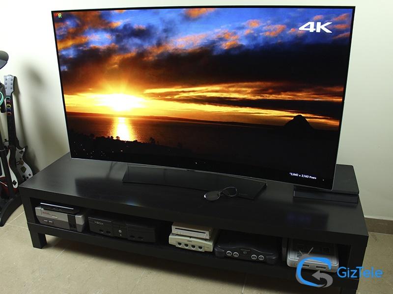 LG OLED55C6V, un televisor para enamorarte del cine