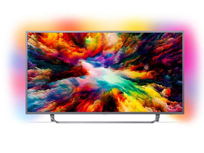 Philips 43PUS7303/12, Smart TV Android 4K con el Asistente de Google